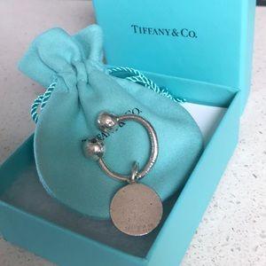 Vintage Tiffany & co key ring